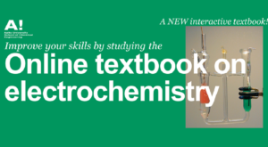 Online textbook on electrochemistry